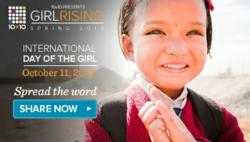This cause marketing campaign - Share the video and raise funds for girls education.